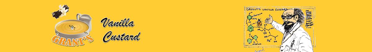 Grant's Vanilla Custard Logo
